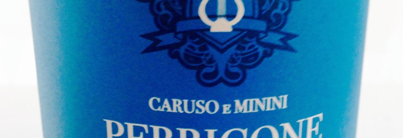 Caruso e Minini, Perricone, Sicily, 2013