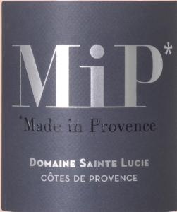 MIP Classic Label