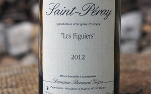 "Saint-Peray 2012 ""Les Figuiers"""