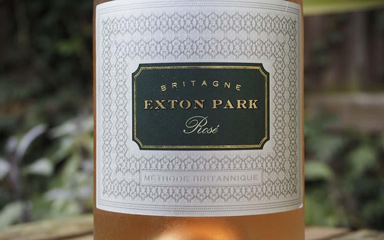 Exton Park, Britagne Rosé, NV