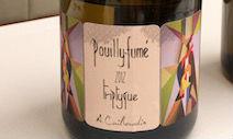 Cailbourdin, Triptyque, Pouilly-Fumé, 2012